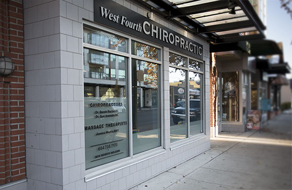 West 4th Chiropractic in Kitsilano