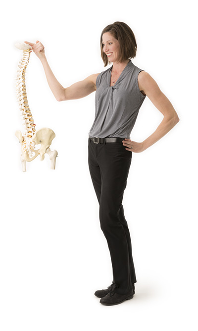 Dr. Sue Chiropractor in Kits